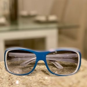Authentic Dior Sunglasses- Blue